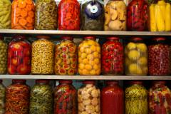 Консервы овощные и фруктовые