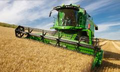 Spare parts to combines in Moldova - Alvar Service