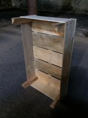 Ladite din lemn in Moldova