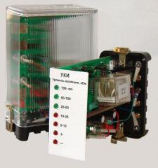 The control unit of isolation of UKI for chains of
