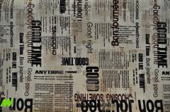 Ткань New Paper 3#