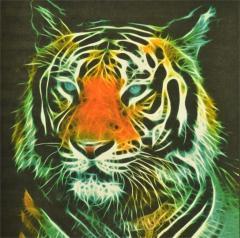 Ткань Petek tiger