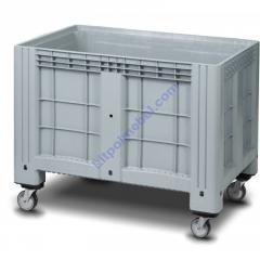 Пластиковый контейнер iBox на колёсах 11.602F.C13