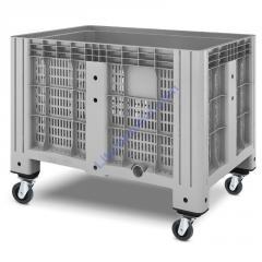 Пластиковый контейнер iBox перфорированный на