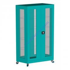 Металлический шкаф медицинский Sml 105