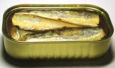 Консервы рыбные в масле