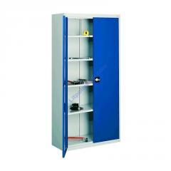 Инструментальный металлический шкаф для мастерской Swm 202