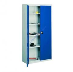 Инструментальный металлический шкаф для мастерской Swm 203