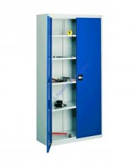 Инструментальный металлический шкаф для мастерской Swm 212
