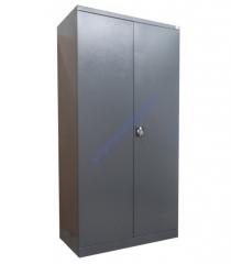 Инструментальный металлический шкаф с перфорацией Swm 313