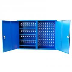 Подвесной металлический шкаф для мастерской, СТО Szw 080