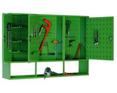 Металлический подвесной шкаф для мастерской Szw 122