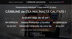 CarbuneMoldova.MD - cărbune de calitate superioară la un preț accesibil ! AM și AS !
