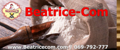 Wheat flour for export and for local market
