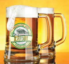 Живое пиво Dion