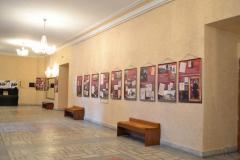 Холл в Кишиневской Государственной Филармонии