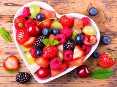 Ягоды свежие - berries