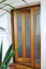 Двери межкомнатные Taket со стеклом
