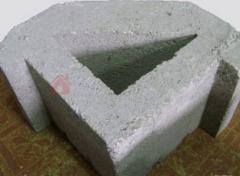 Столб  Stilpi ( fortan ) unghiulari