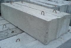 Бетонные блоки Blocuri din beton FS4