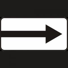 Знак дополнительной информации Направление