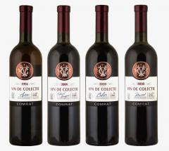 Collection wines (the wines matured, the highest