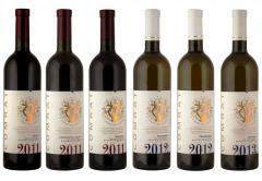 Марочные вина (вино выдержанное, сухое, красное,