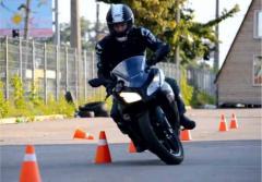 Подарочная карта  Обучение вождению мотоцикла