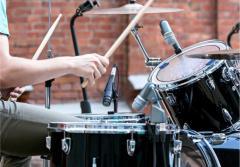 Подарочная карта  Обучение игре на барабанах