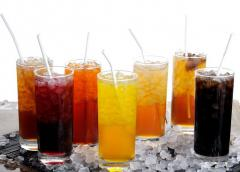 The drinks aerated in Moldova