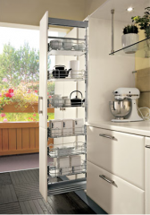 Выдвижная колона для кухни