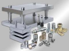 Комплектующие и оборудование для производства