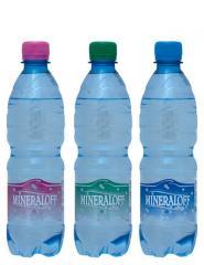 Вода очищенная питьевая- MINERALOFF