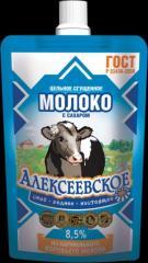 AMKK. Сгущённое молоко АЛЕКСЕЕВСКОЕ