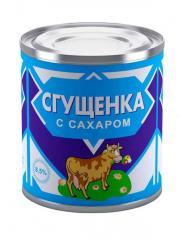 AMKK. Сгущённое молоко КОРОВКА