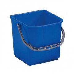 Ведро для тележки, синий цвет