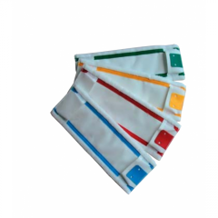 Моп microfibra для швабры automatik, 42x9cm, синий