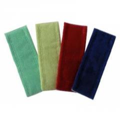 Моп микрофибры для сурий speed clean (зеленый), 42x14cm
