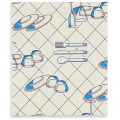 Салфетка для посуды fantasy, 40x50cm, mopatex