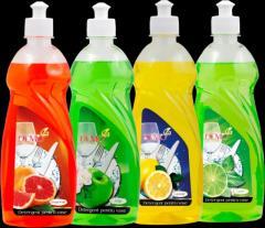 Моющее средство Detergent vesela Demo 500 ml grapefruit