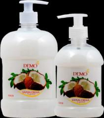 Мыло жидкое Sapun lichid Demo 500ml cocos