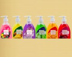 Saippuat ja shampoot