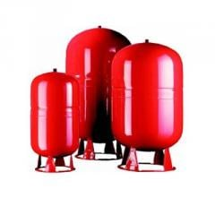 Broad tanks for heating of CAL-PRO