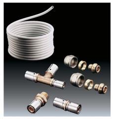 Трубы металлопластиковые для водопровода d16 - d32