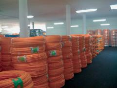 Трубы из сшитого полиэтилена для водопровода d16 mm - d 32 mm