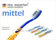Das Experten Mittel toothbrush