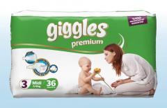 Бебешки памперси