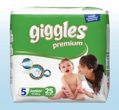 Giggles diaper Prize Junior 11-25 Kg 25...