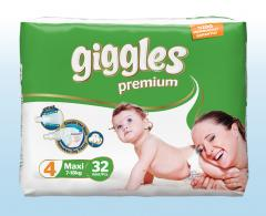 Giggles diaper Maxi award 7-18 Kg 32 Pieces