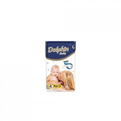 Подгузники Dolphin Стандартная упаковка Макси 7-18 Кг 10 Штук